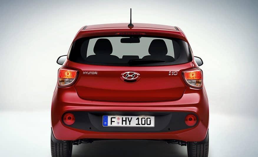 Hyundai i10 SE 1.0 5dr