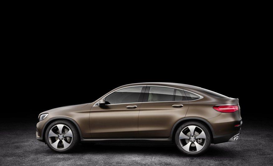 Mercedes-Benz GLC Estate 4MATIC 250 AMG Night Edition 5DR 9G-TRONIC