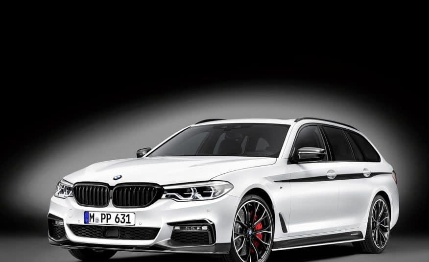 BMW 5 Series 520i M Sport Auto
