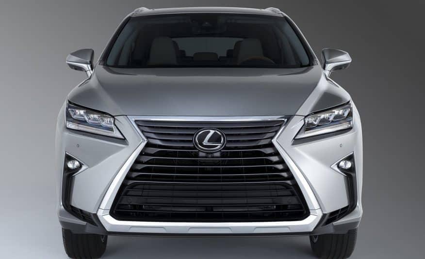 Lexus RX Hybrid 450H 3.5L