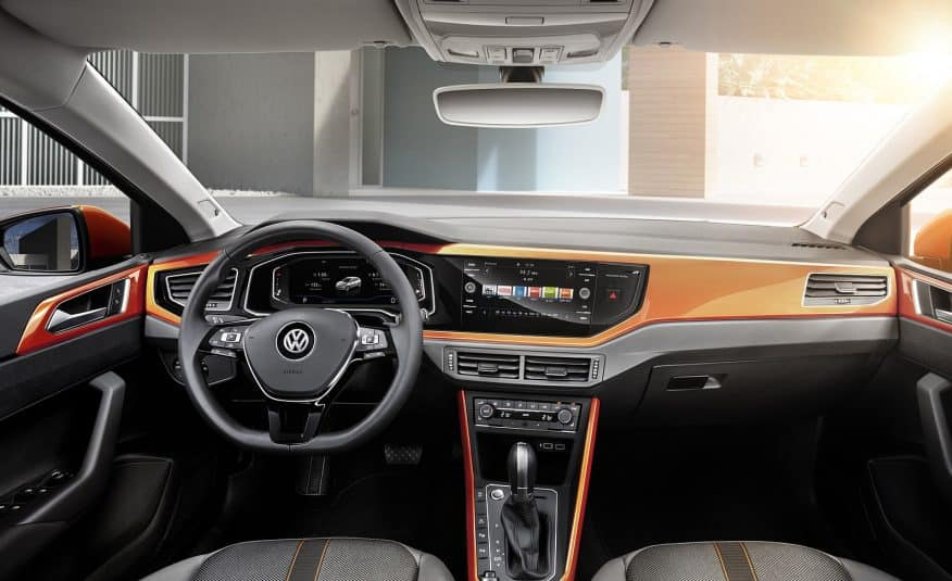 Volkswagen Polo 2.0 TSi GTI 5DR DSG