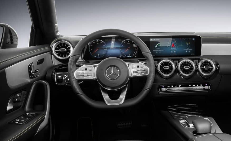 Mercedes-Benz A Class A220 AMG Line 5DR Auto