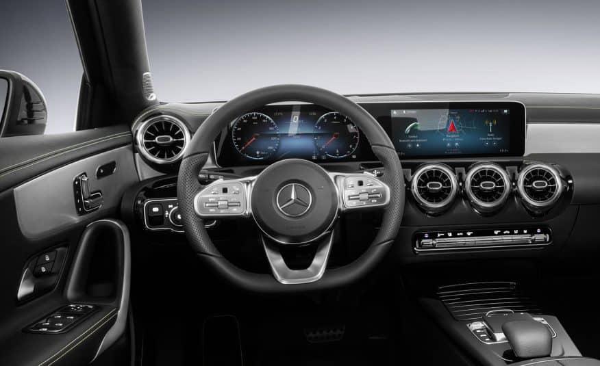 Mercedes-Benz A Class A180 AMG 5dr Auto