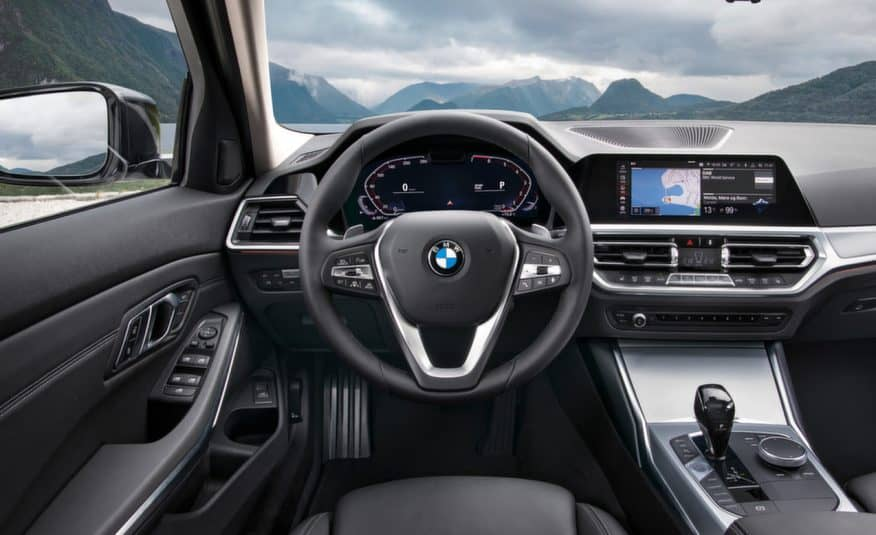 BMW 3 series Touring 320i M Sport 5dr Step Auto