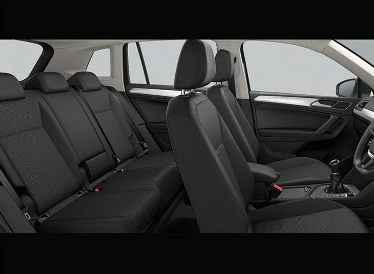 Volkswagen Tiguan TDI 150 4Motion R Line Tech 5dr