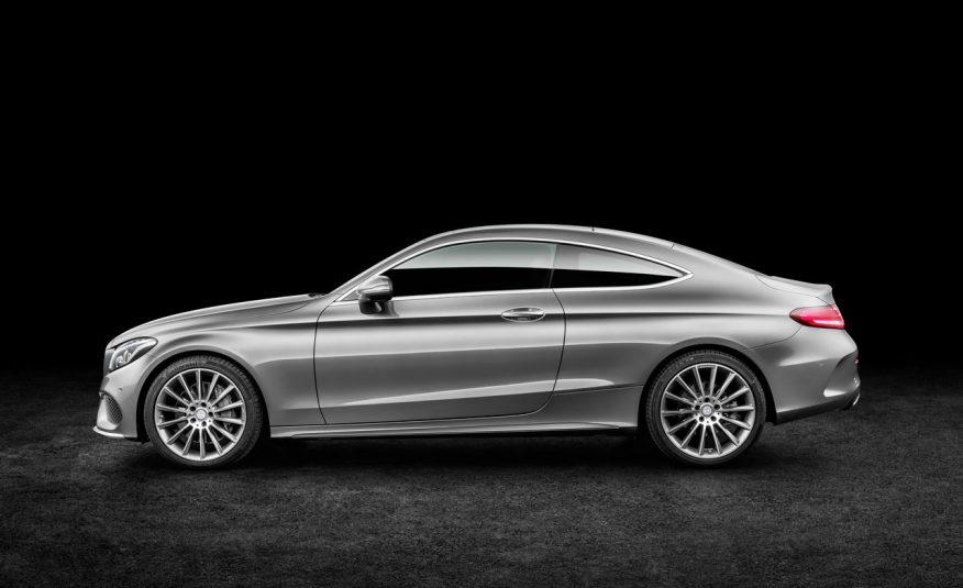 Mercedes-Benz C Class Coupe C200 AMG Line 2Dr Auto