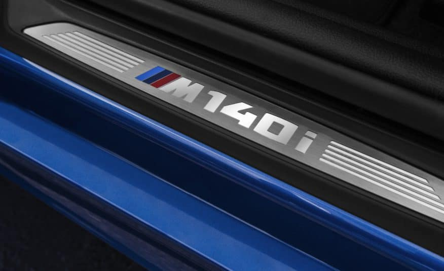 BMW 1 Series M140i Shadow Edition 5dr Step Auto